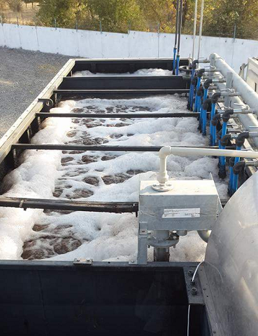Mbr Membrane Bioreactor Wastewater Treatment Plant